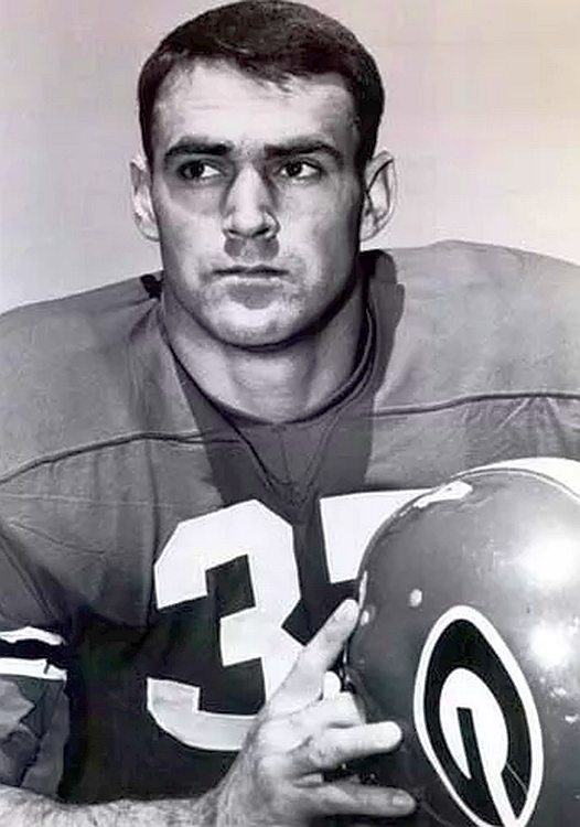 Douglas A. McFalls (Photo from Rome-Floyd Sports Hall of Fame)