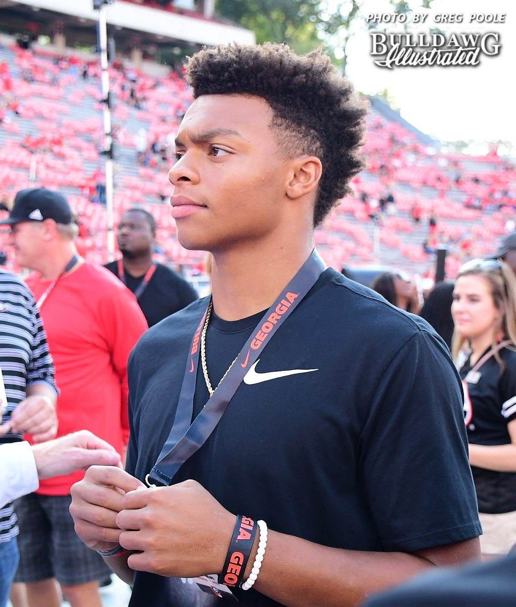 Justin Fields - 2018 QB - Harrison High School, Kennesaw, GA