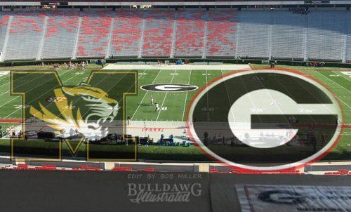 From the Press Box Georgia vs. Missouri 2017 edit by Bob Miller