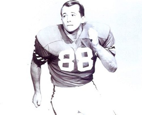 Jerry Varnado  - UGA Football 1962-1966 -