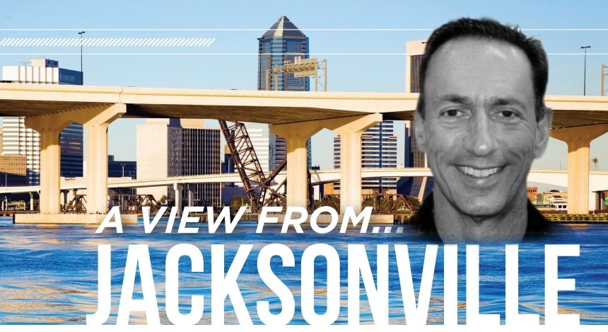 A View From... Jacksonville with Frank Frangie