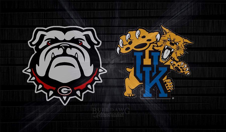 Georgia vs Kentucky edit by Bob Miller for Michael Pope's Score Predictions