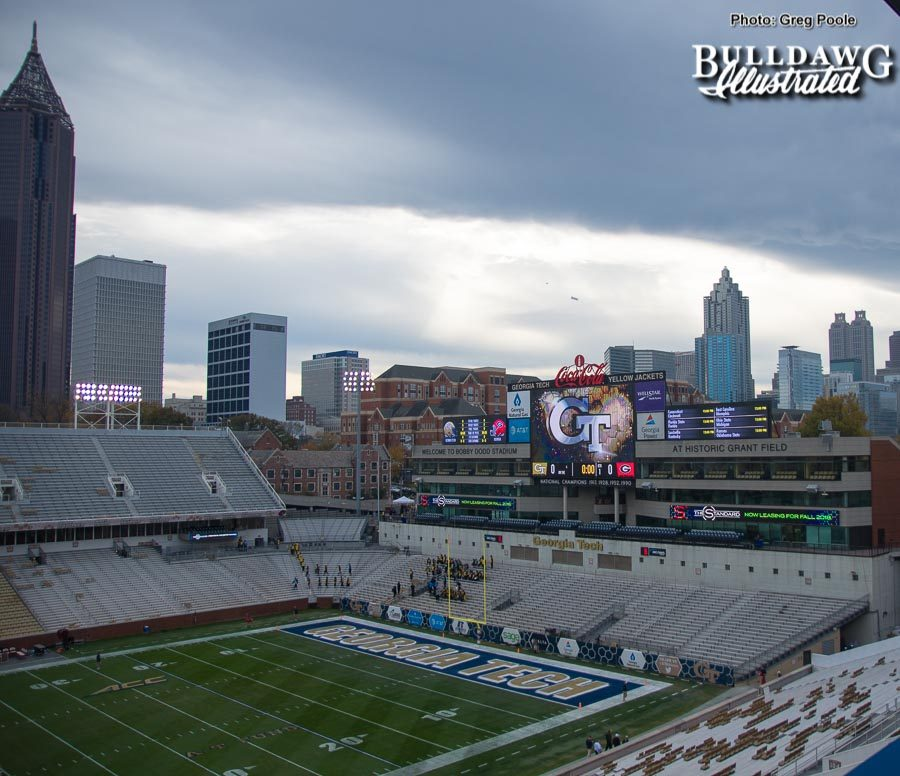 Bobby Dodd Stadium, Georgia Tech, Atlanta, GA