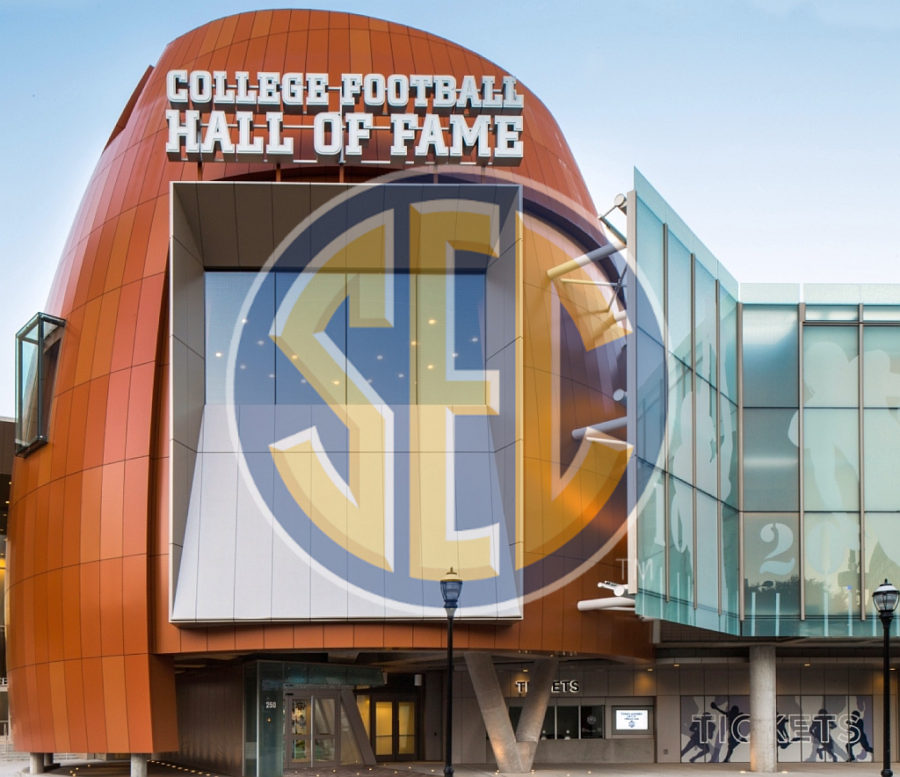 SEC Media Days, College Football Hall of Fame edit by Bob Miller