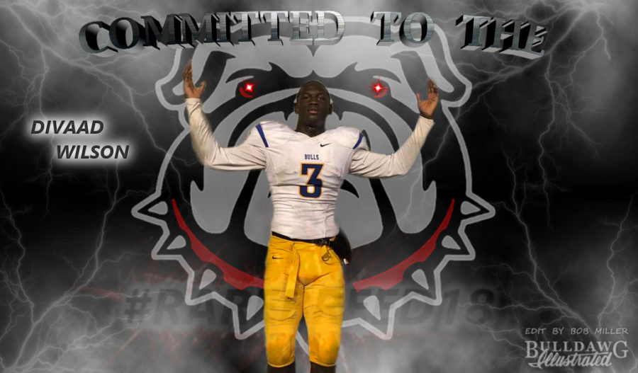 Divaad Wilson - Committed to the G, RareBreed18 edit by Bob Miller