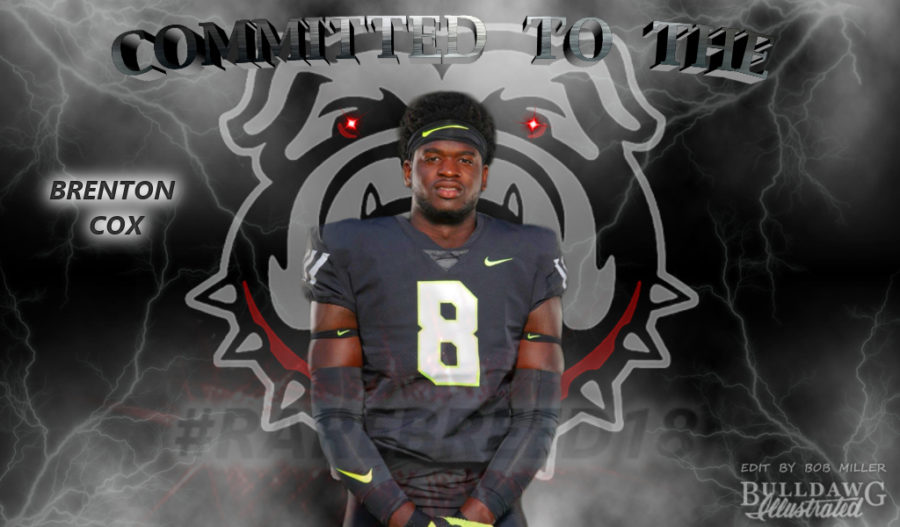 Brenton Cox - Committed to the G, RareBreed18 edit by Bob Miller