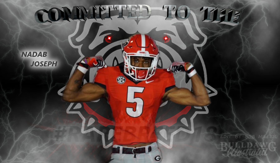Nadab Joseph - Committed to the G, RareBreed18 edit by Bob Miller