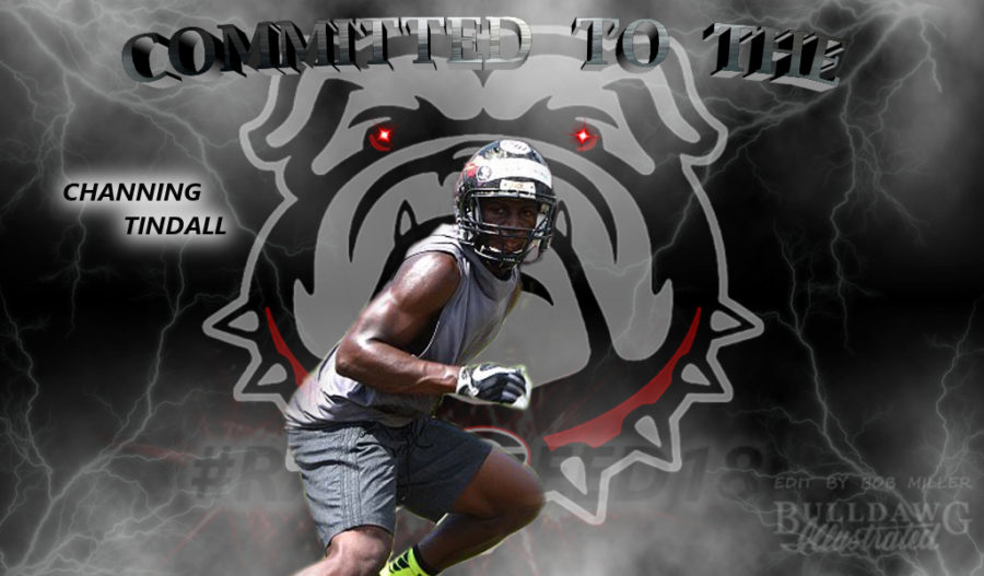 Channing Tindall - Committed to the G, RareBreed18 edit by Bob Miller
