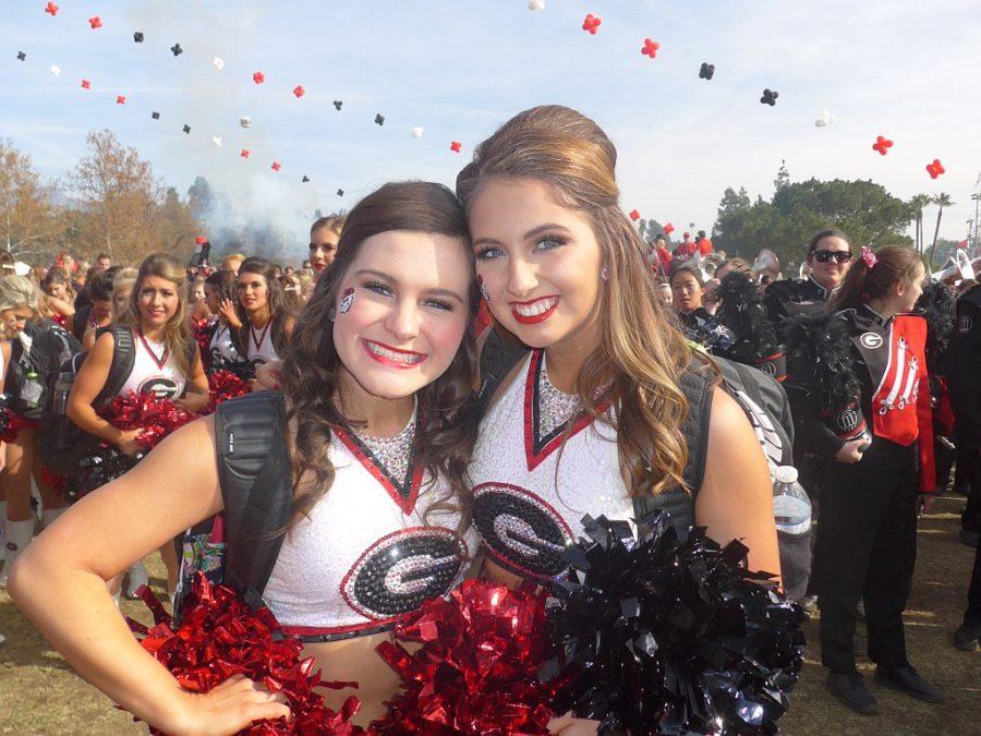 Madison Immel and Kalein Bradley