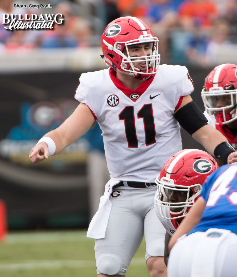 Jake Fromm – 2017 season rewind – Georgia vs. Florida