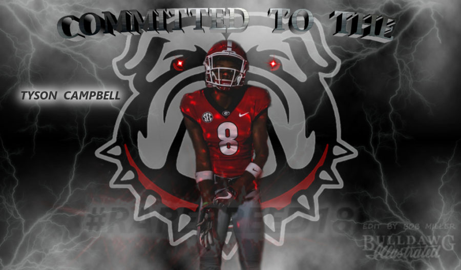 Tyson Campbell - Committed to the G, RareBreed18 edit by Bob Miller
