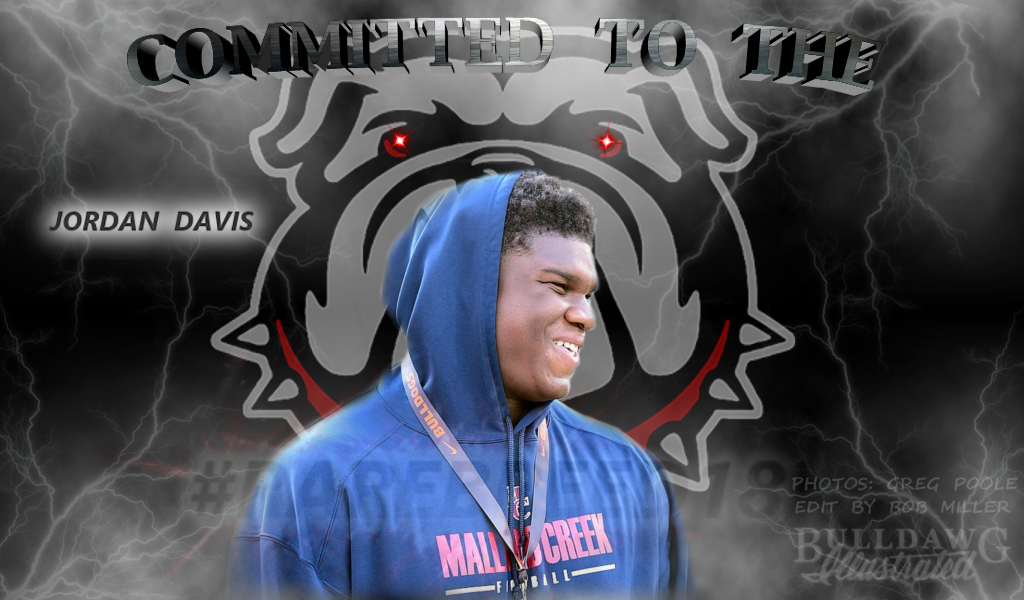 Jordan Davis - Committed to the G, RareBreed18 edit by Bob Miller