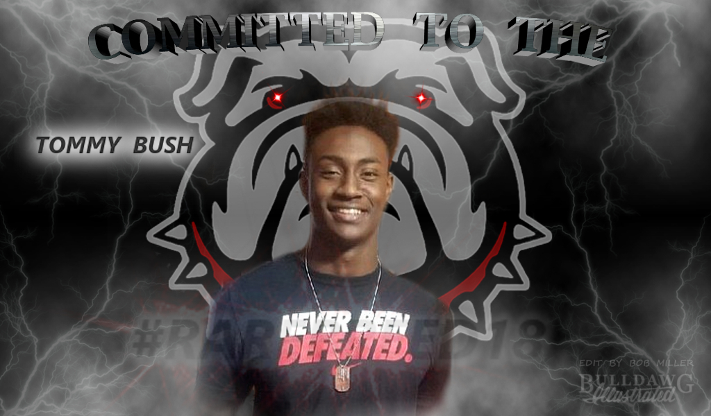 Tommy Bush - Committed to the G, RareBreed2018 edit by Bob Miller