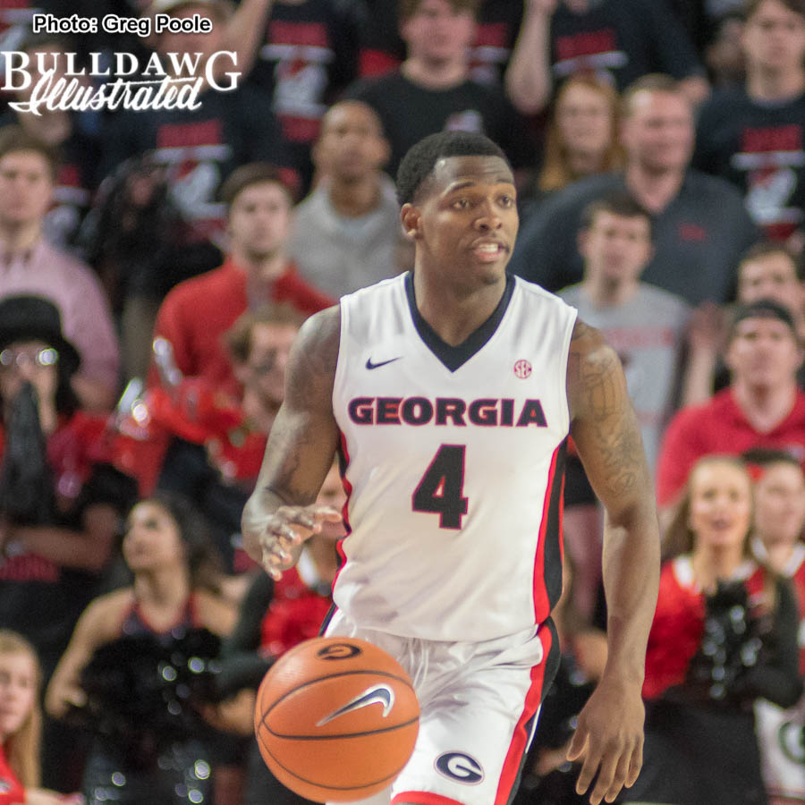 Tyree Crump – Georgia vs. Auburn – February 10, 2018
