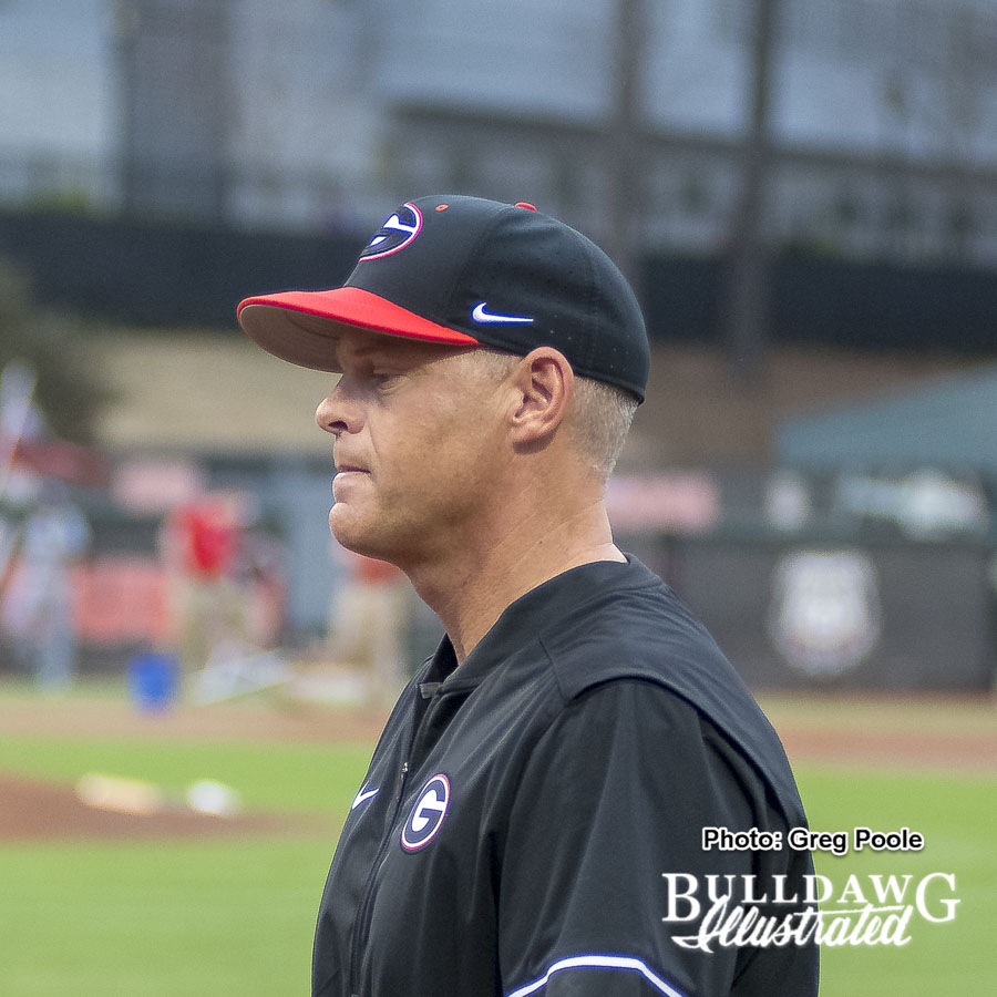 Scott Stricklin – Georgia vs. Georgia Southern – February 16, 2018