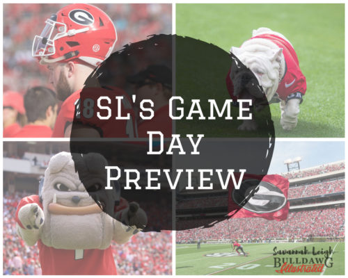 SL's Game Day Preview Photos By Greg Poole/Bulldawg Illustrated