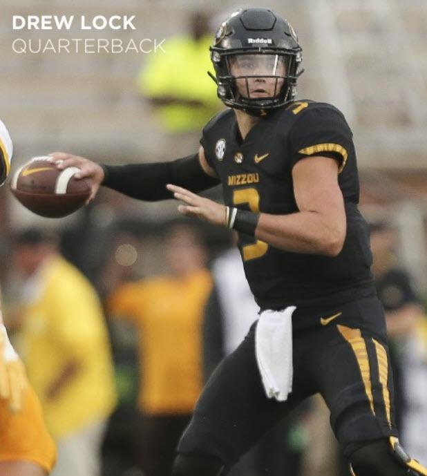 Photo: Missouri Athletic Communications