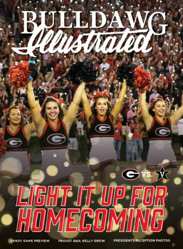 Vandy Print Issue Cover
