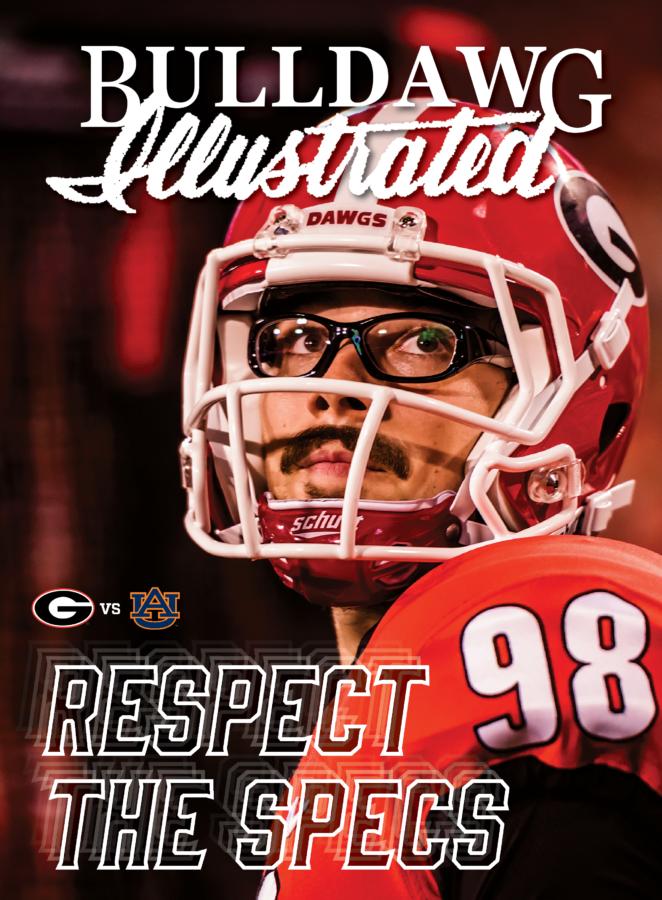 Georgia vs. Auburn 2018  - Cover