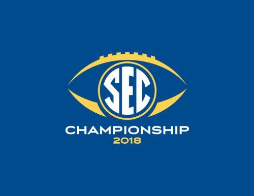 SEC Championship 2018 logo