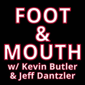 Foot and Mouth Podcast Logo