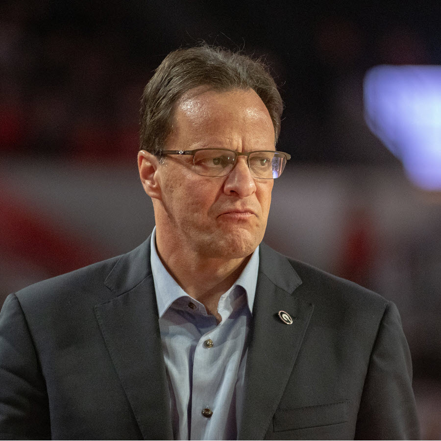 Tom Crean - Georgia vs. Mississippi State 2019