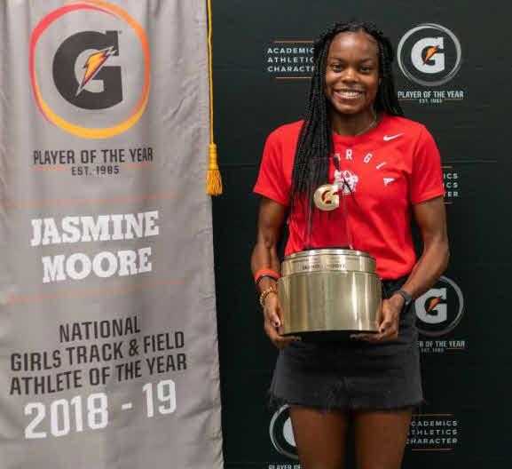 Jasmine Moore