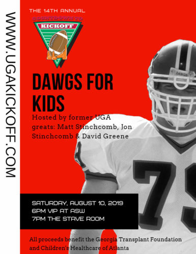 Dawgs For Kids 2019