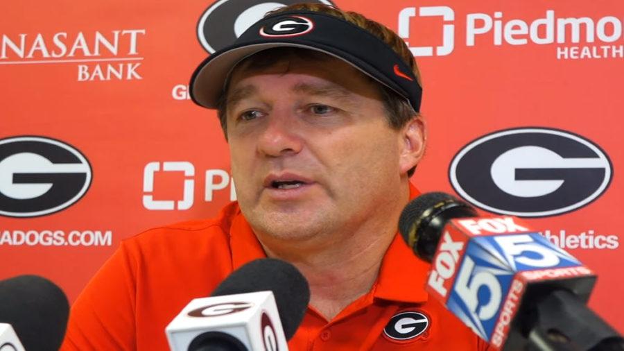 Kirby Smart Presser - Georgia vs. Vanderbilt 2019 - Postgame
