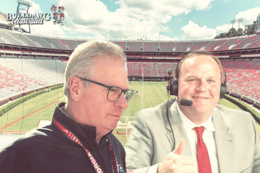 Kevin Butler and Jeff Dantzler