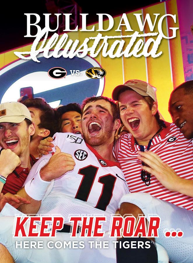 Georgia vs. Missouri 2019 900 cover