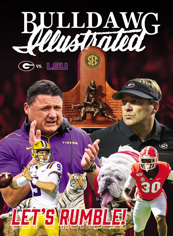 Cover 900 - SEC Championship