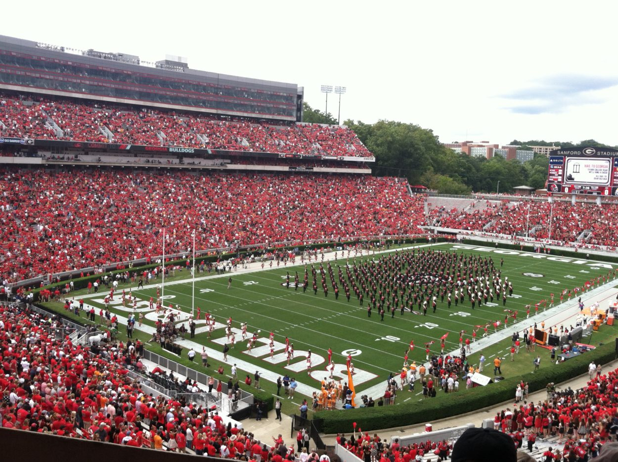 University of Georgia, Sanford Stadium