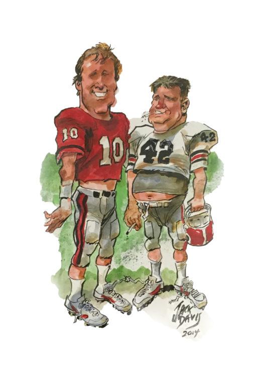 David Dukes and Leroy Dukes