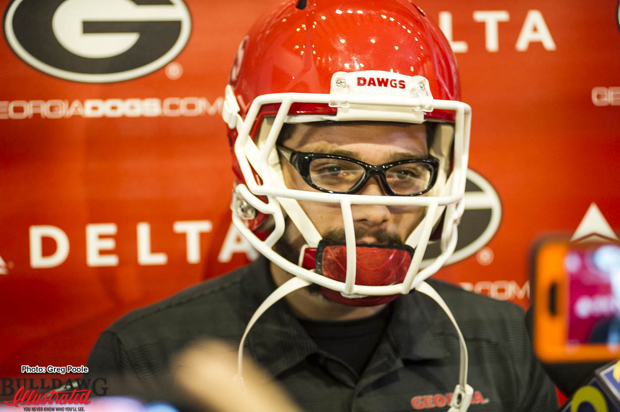 "half off 9883e d51fd Rodrigo Blankenship: The ""Helmet"" Interview – Bulldawg ..."
