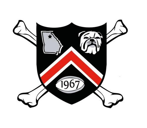 UGA Rugby logo