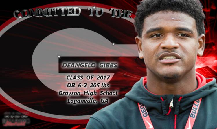 DeAngelo Gibbs CommittedToTheG edit by Bob Miller