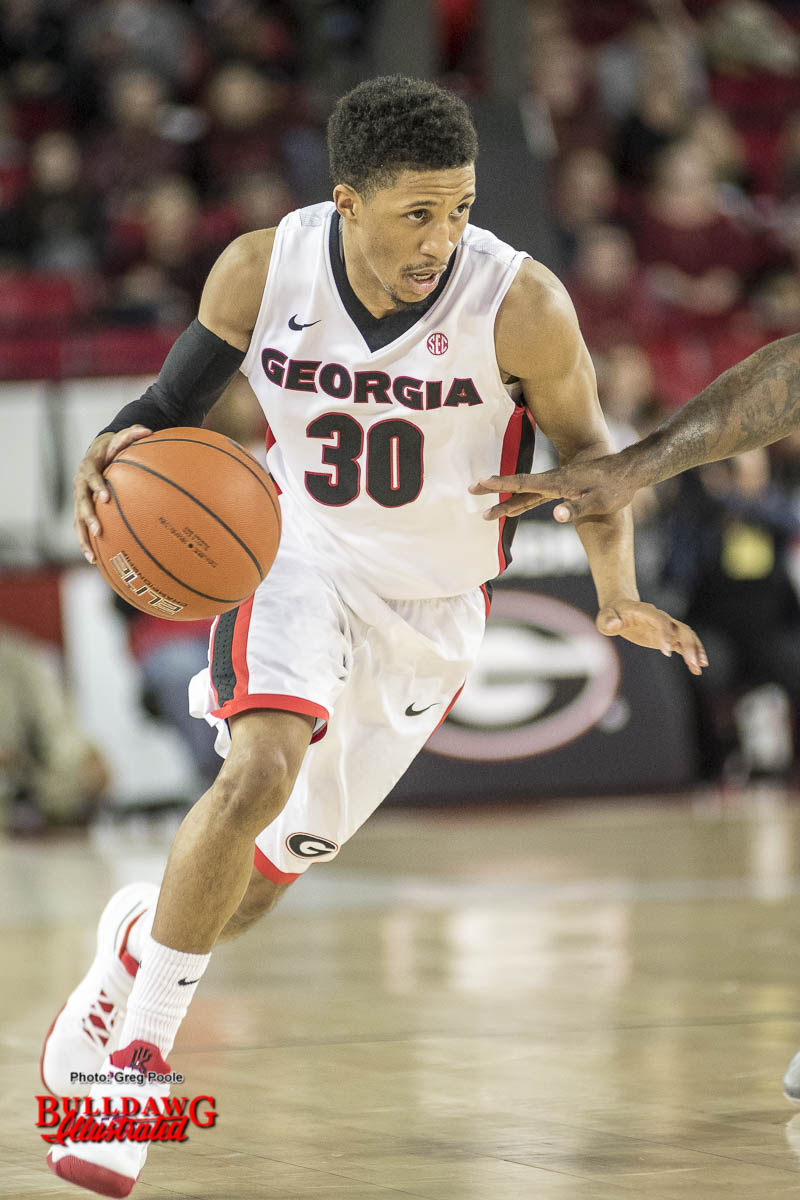 BASKETBALL J J Frazier Named Georgia Player The Year