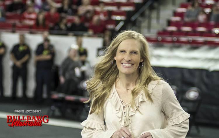 Head Coach Danna Durante