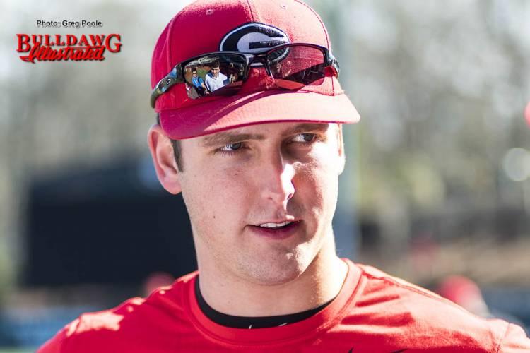 Keegan McGovern - UGA Baseball Team