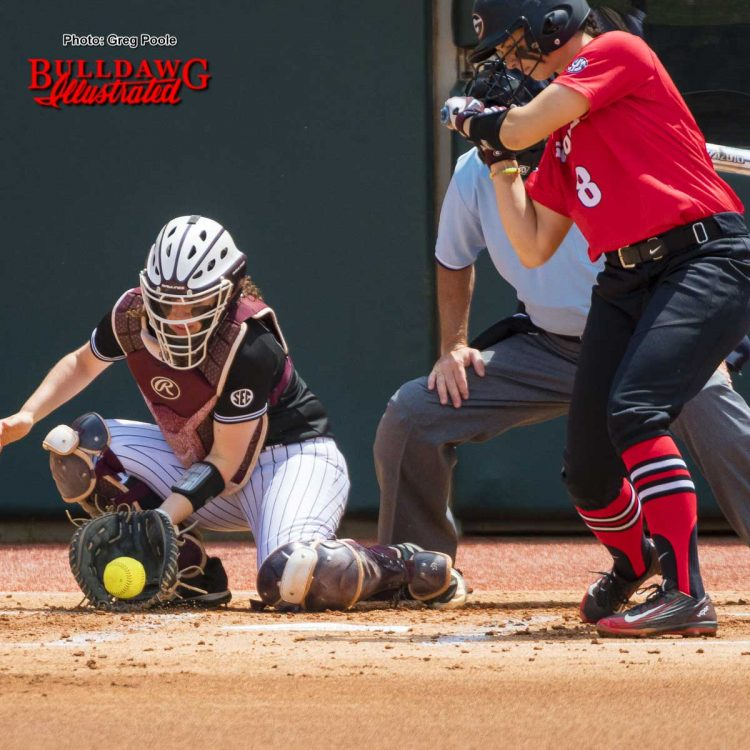 This move by Alyssa DiCarlo was called a swing