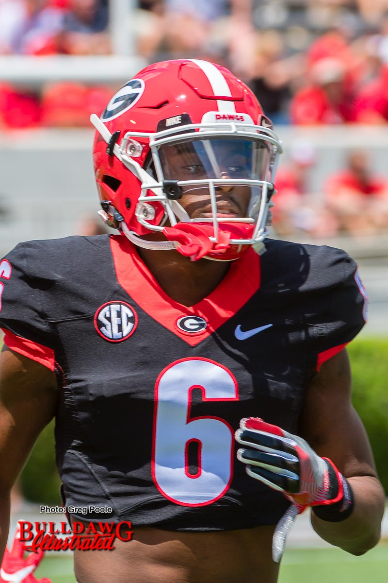 meet bcf74 7a0ca Javon Wims' G-Day 2017 Interview – Bulldawg Illustrated