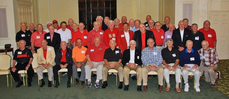 Wally's Boys Group Annual G-Day Breakfast Reunion April 22, 2017 (Photo by Rob Saye)