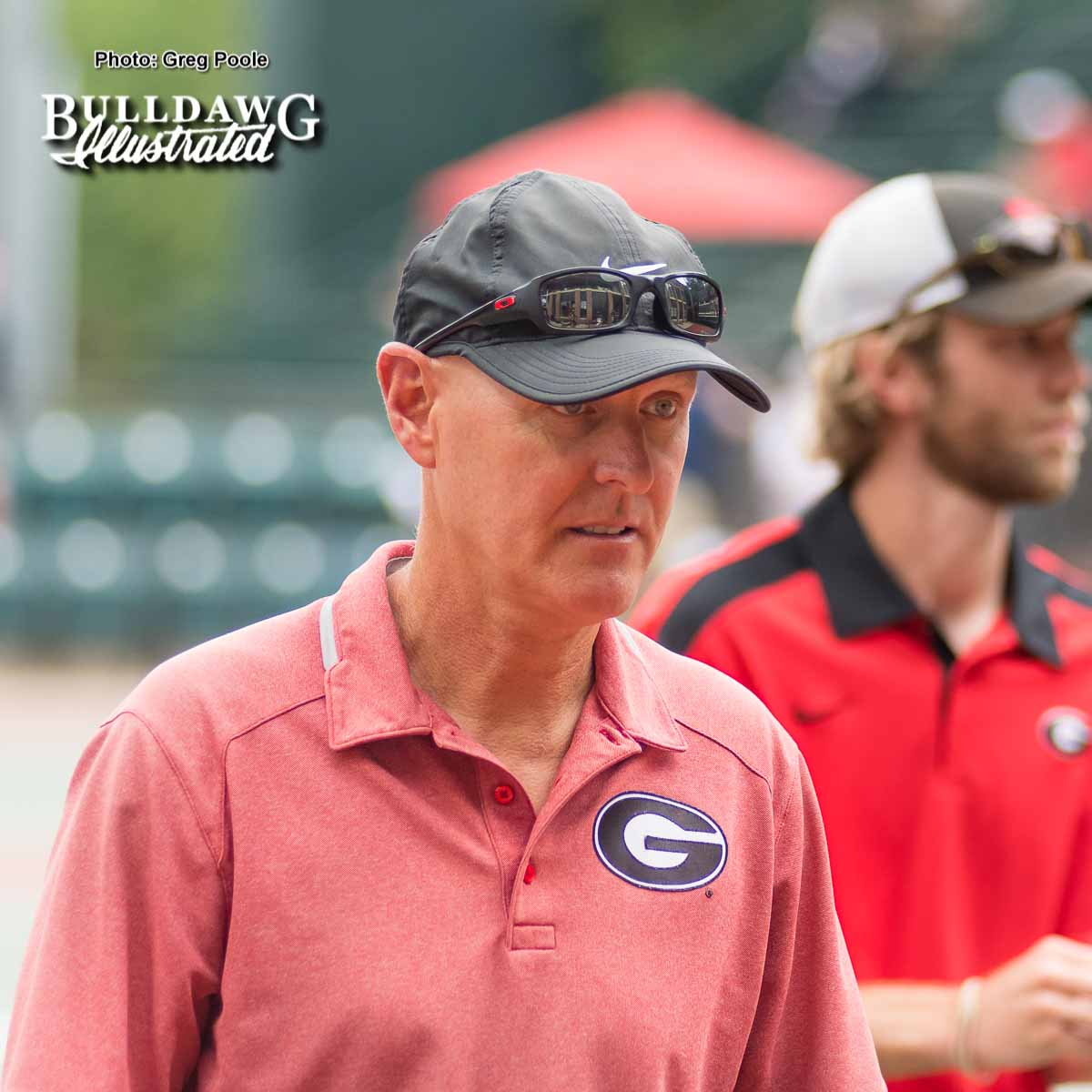 Jeff Wallace, Head coach UGA Women's Tennis - NCAA Regional - May 13, 2017