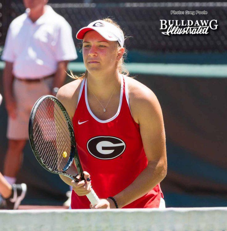 Ellen Perez – Georgia vs. North Carolina State - May 14, 2017