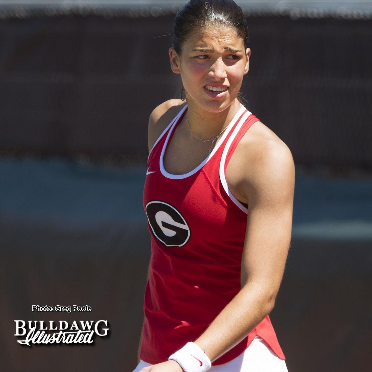 Elena Christofi – Georgia vs. North Carolina State - May 14, 2017