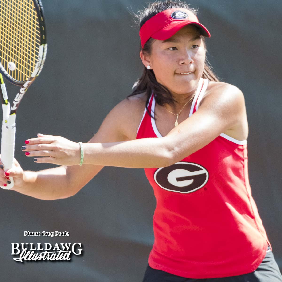 Marta Gonzalez – Georgia vs. Pepperdine – NCAA Round of Sixteen – May 19, 2017