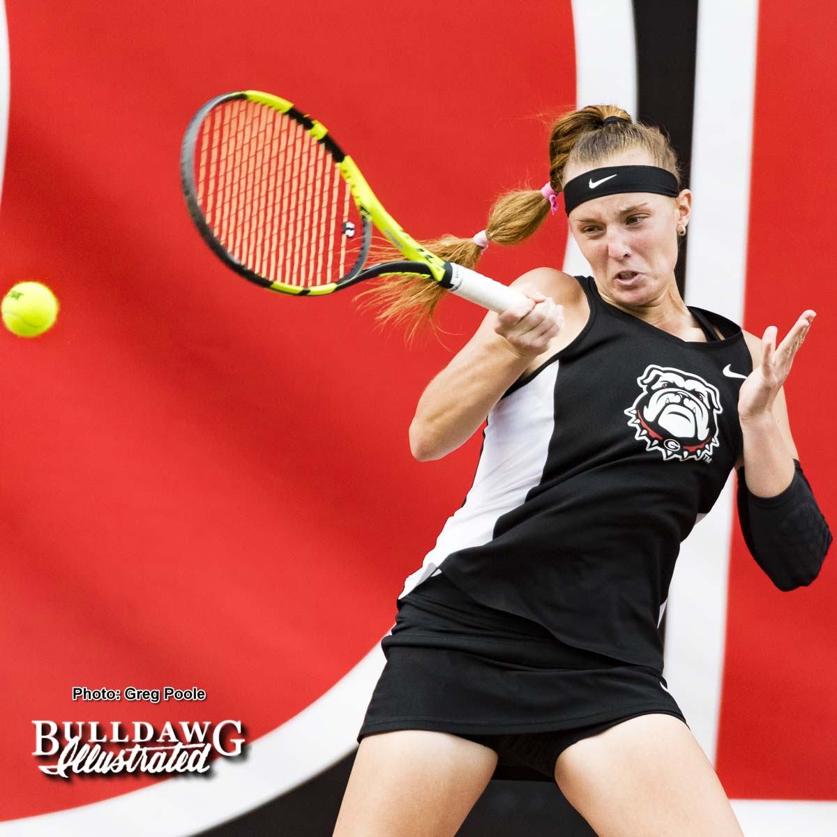 Kennedy Shaffer - NCAA Doubles Quarterfinals – May 27, 2017