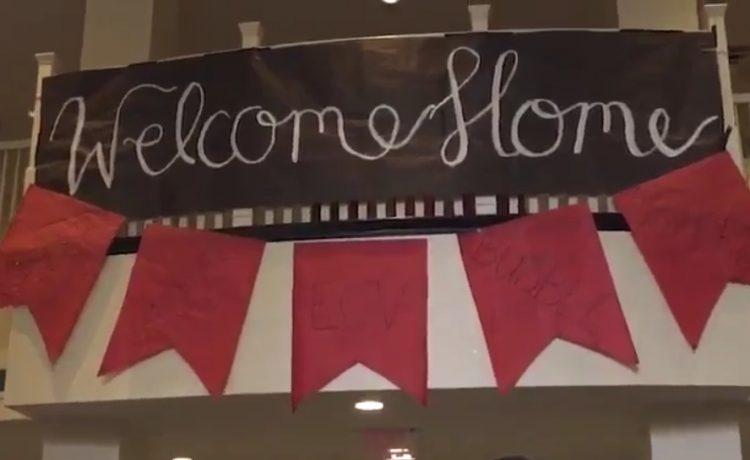 'Welcome Home' to Georgia football's 2017 recruiting class (Photo Georgia Football / Twitter)