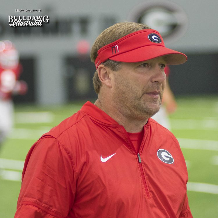 Kirby Smart - Wednesday, August 9, 2017 – fall camp